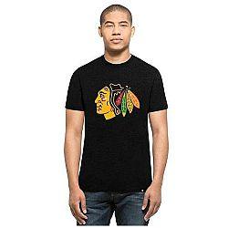 47 NHL CHICAGO BLACKHAWKS 47 CLUB TEE - Pánské tričko