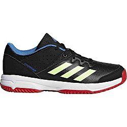 adidas COURT STABIL JR - Juniorská házenkářská obuv