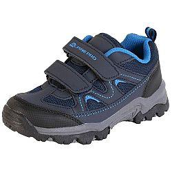 ALPINE PRO LIONO - Dětská outdoorová obuv