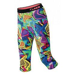 Axis FITNESS 3/4 KALHOTY - Dívčí fitness kalhoty
