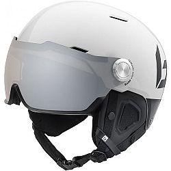 Bolle MIGHT VISOR PHOTOCHROMIC PREMIUM - Lyžařská helma se štítem