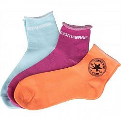 Converse WOMEN QUARTER STAMP LOGO - Dámské ponožky