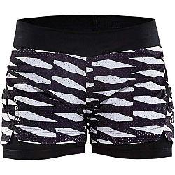 Craft BREAK 2IN1 SHORT W - Dámské běžecké šortky s vnitřními boxerkami