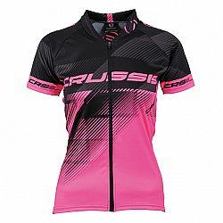 Crussis Crussis černo-růžová - S