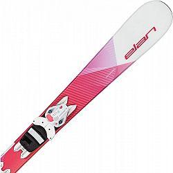 Elan LIL STYLE QS + EL 4.5 - Dětská sjezdová lyže