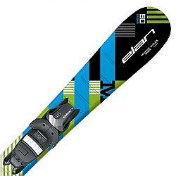 Elan MAXX BLK BLUE QS + EL 4.5 - Chlapecké sjezdové lyže