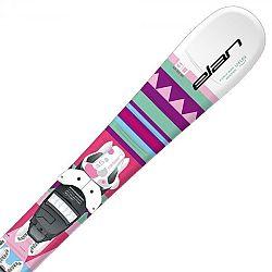 Elan SKY QS + EL 4.5 - Dívčí sjezdové lyže