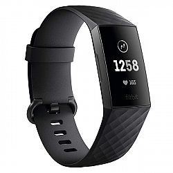 Fitbit Charge 3 Graphite/Black