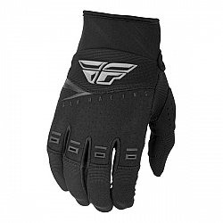 Fly Racing F-16 2019 rukavice černá - XXL