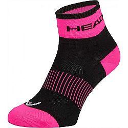 Head SOCKS YELLOW - Cyklistické ponožky