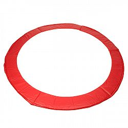 inSPORTline Kryt pružin 305 cm - zelená červená