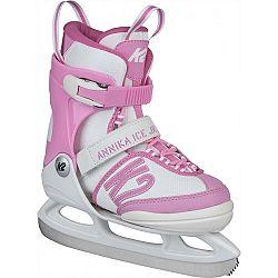 K2 ANNIKA ICE - Dívčí lední brusle