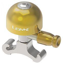 Lezyne CLASSIC BRASS BELL - Zvonek na kolo