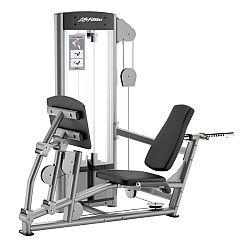 Life Fitness Optima Seated Leg Press
