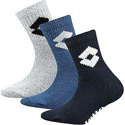 Lotto PONOŽKY 6 - 3 PÁRY - Dětské ponožky