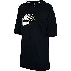 Nike NSW DRESS METALLIC - Dámské šaty