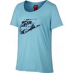 Nike W NSW TEE SCOOP ROCK GRDN - Dámské tričko