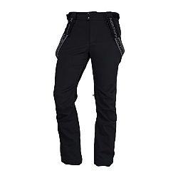 Northfinder ISHAAN - Pánské softshellové kalhoty