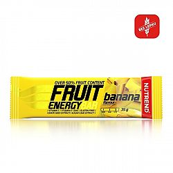 Nutrend Fruit Energy Bar banán