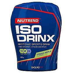 Nutrend ISODRINX 420G JABLKO - Sportovní nápoj