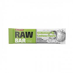 Nutrend Raw Bar 50 g kešu+jablko