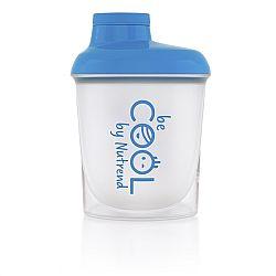 Nutrend Shaker 300 ml modro-bílá