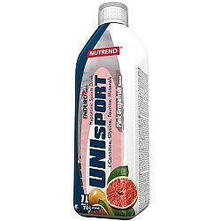 Nutrend UNISPORT 1L BÍLÝ GREP - Sportovní nápoj