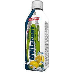 Nutrend UNISPORT 1L BITTER LEMON - Sportovní nápoj