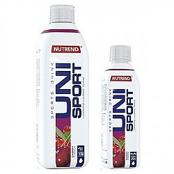 Nutrend UNISPORT 1L MIX BERRY - Sportovní nápoj