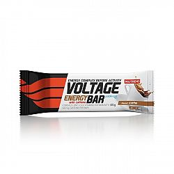 Nutrend Voltage Energy Cake with caffeine 65 g hořká čokoláda
