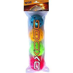 Oxdog ROTOR COLOR TUBE 4 KS - Sada florbalových míčků