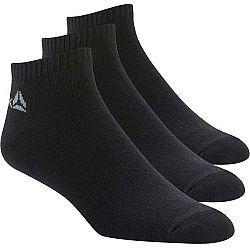 Reebok ACTIVE CORE INSIDE SOCK 3P - Sportovní ponožky