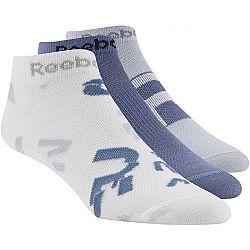 Reebok RUN CLUB WOMENS 3P SOCK - Dámské Ponožky