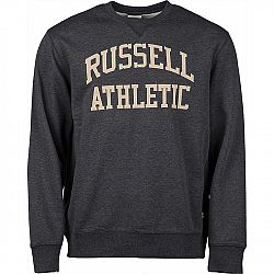 Russell Athletic CREW NECK TACKLE TWILL SWEATSHIRT - Pánská mikina