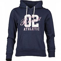 Russell Athletic HOODED SWEAT WITH GRAPHIC - Dámská mikina