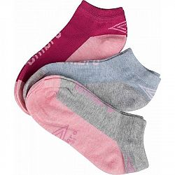 Umbro LOW LINER JUNIORS 3P - Dětské ponožky