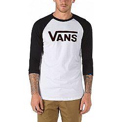 Vans CLASSIC RAGLAN - Pánské tričko