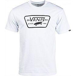 Vans M FULL PATCH - Pánské triko