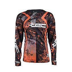 W-TEC Buddyshow NF-5105 černo-oranžová - XXL