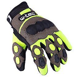 W-TEC Derex černo-žlutá - 3XL