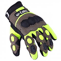 W-TEC Derex černo-žlutá - XL